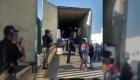 La caravana de migrantes se acerca a México