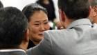 Perú: ordenan liberar a Keiko Fujimori de prisión preliminar