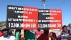 Haitianos piden cuentas al gobierno