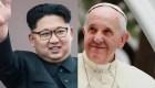 Corea del Norte extiende invitación no oficial al papa Francisco.