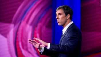 Escucha a Beto O'Rourke y sus propuestas en español en el Foro de CNN