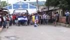 Los obstáculos de la segunda caravana de hondureños