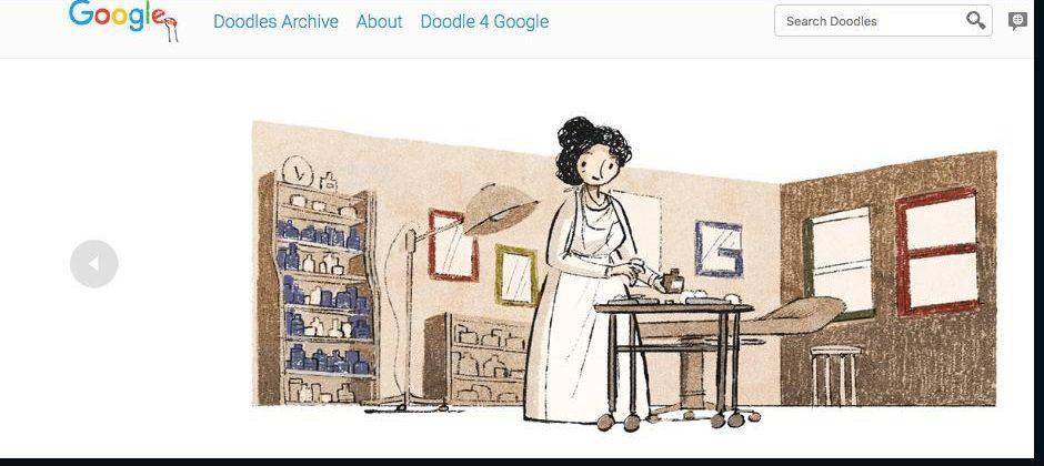 Google le rinde tributo a la primera mujer médica de Perú