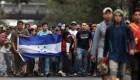 La larga travesía de los inmigrantes centroamericanos en Guatemala