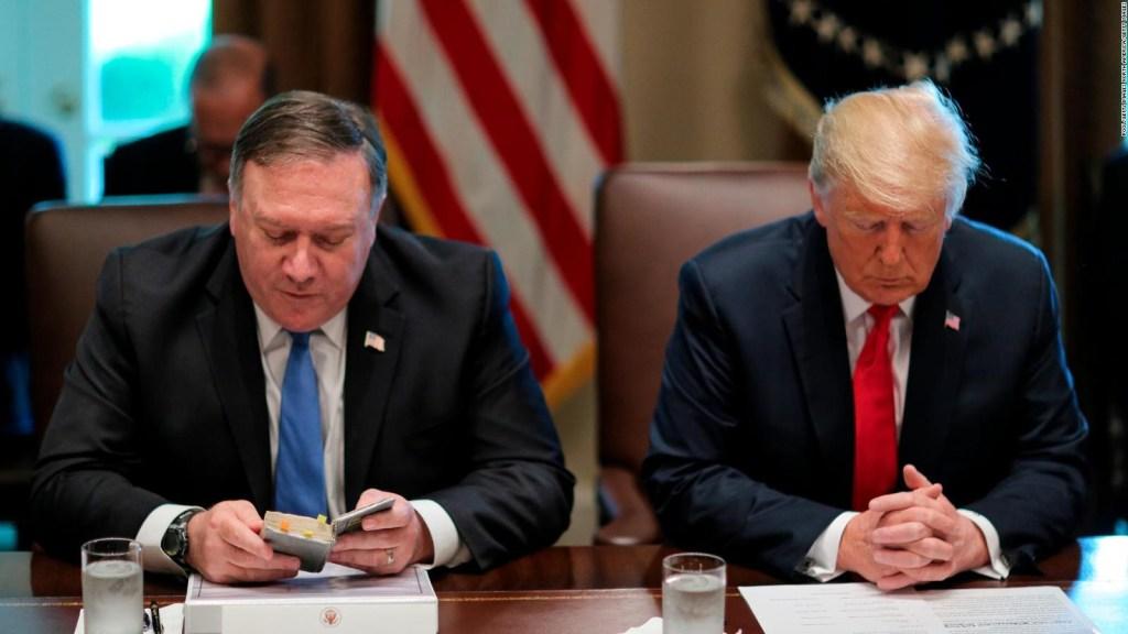 Trump teme que, efectivamente, Khashoggi esté muerto