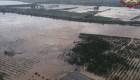 Italia: Grandes inundaciones en Catania y Siracusa