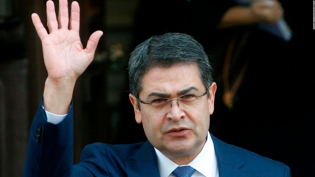 Nuevo reto de Ferando del Rincón al presidente de Honduras, Juan Orlando Hernández