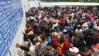 Centroamericanos en búsqueda del sueño Americano