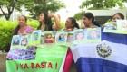 Madres centroamericanas buscan a sus desaparecidos en México