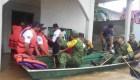 11 muertos por tormenta tropical Vicente en México