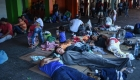 Migrantes se niegan a registrarse en albergues en México