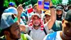 #MinutoCNN: EE.UU. insiste en que no permitirá que inmigrantes indocumentados lleguen a su territorio
