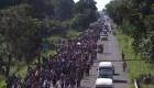 Amnistía Internacional: Uno de cada cuatro personas de la caravana es un niño
