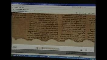 5 manuscritos de los Rollos del Mar Muerto eran falsos