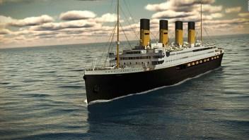 El Titanic II estaría listo para zarpar 2022