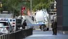 NYPD: Se detectaron dos paquetes sospechosos