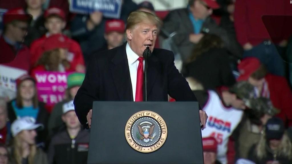 Paquetes bomba: ¿tiene la culpa la retórica de Trump?