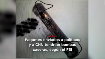 #MinutoCNN: Paquetes sospechosos tendrían bombas caseras, según FBI