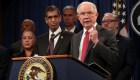 Sessions: Condenamos estas amenazas en los términos más fuertes posibles