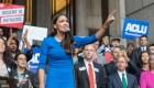 Alexandria Ocasio-Cortez podría convertirse en la congresista más joven de Estados Unidos