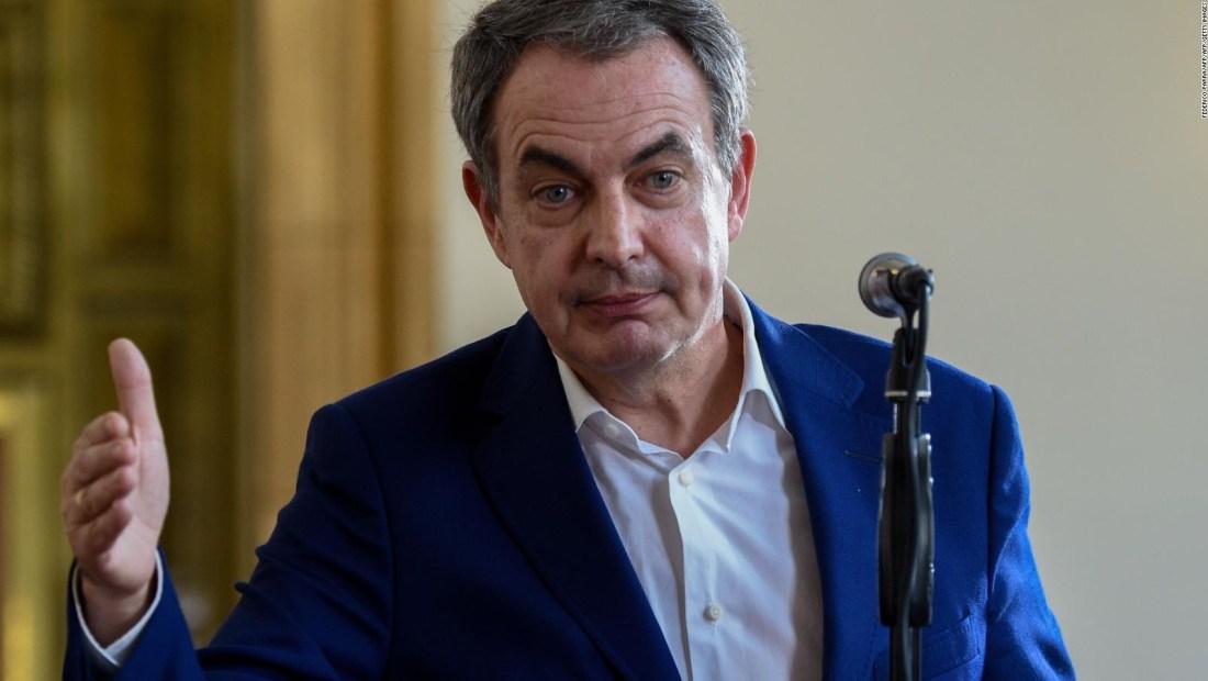 Zapatero pide más esfuerzo para negociar con el gobierno venezolano.