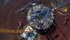 Afectados por el nuevo aeropuerto de México piden cancelación del proyecto
