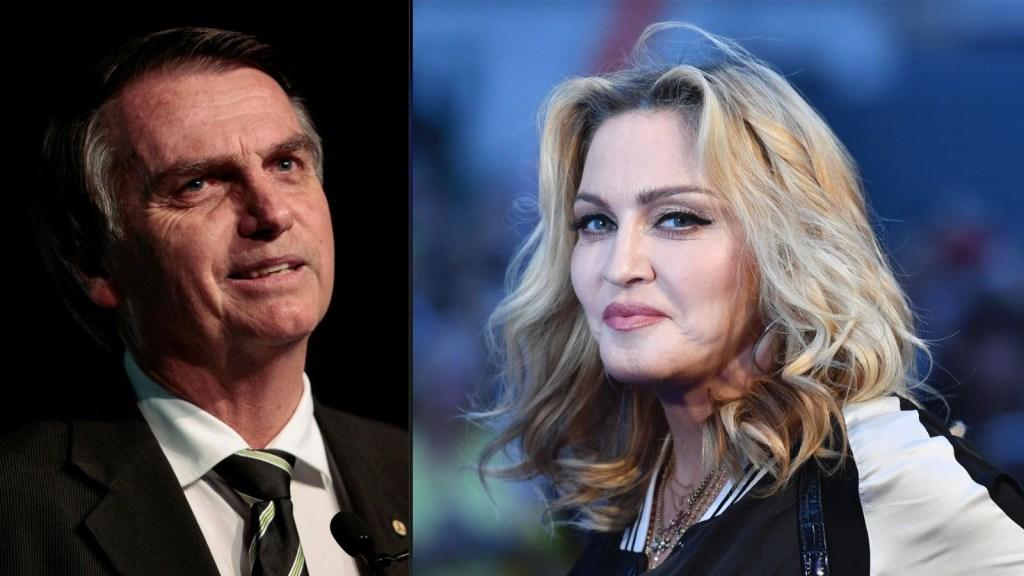 ¿Qué famosos se manifestaron a favor y en contra de Bolsonaro?