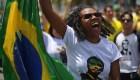 Brasil celebra la segunda vuelta de sus elecciones