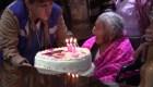¡Felices 110 años, Mamá Julia!