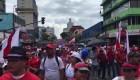 Las repercusiones de los más de 45 días de huelga en Costa Rica