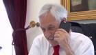 Piñera invita a Bolsonaro a visitar Chile