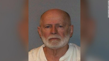 "mage #: 14932743 Former mob boss and fugitive James ""Whitey"" Bulger, who was arrested in Santa Monica, California on June 22, 2011 along with his longtime girlfriend Catherine Greig, is seen in a booking mug photo released to Reuters on August 1, 2011. Bulger fled Boston in late 1994 after receiving a tip from a corrupt FBI agent that federal charges were pending. Greig joined him a short time later and has been charged with harboring Bulger as a fugitive. REUTERS/U.S. Marshals Service/U.S. Department of Justice/Handout (UNITED STATES - Tags: CRIME LAW HEADSHOT) REUTERS/U.S. Marshals Service/U.S. Department of Justice /LANDOV"