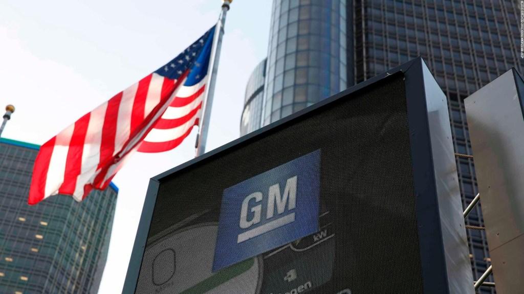 General Motors reducirá su personal