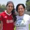 Marbella Ibarra (izquierda) junto a su sobrina Fabiola en una imagen compartida por esta última en redes sociales.