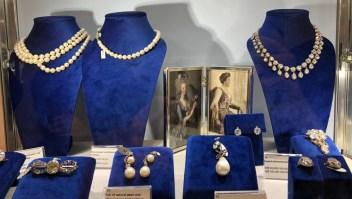 Es la primera vez que las joyas de María Antonieta salen a la luz. Ella fue la última reina de Francia.
