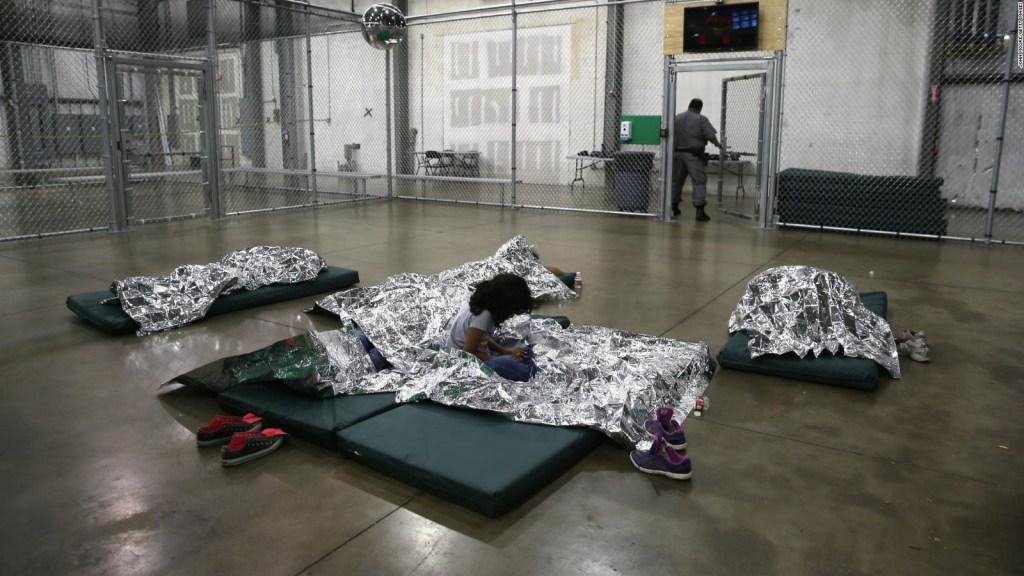 Situación de los 14.000 migrantes menores