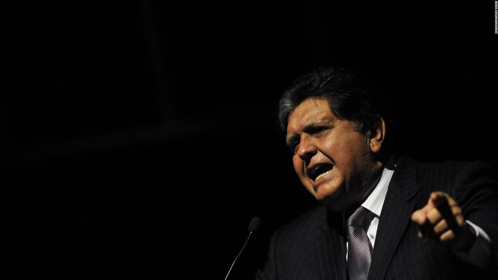 Alan García pide asilo político a Uruguay