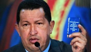 """Jon Lee Anderson: """"Hugo Chávez me pareció un poco bocón"""""""