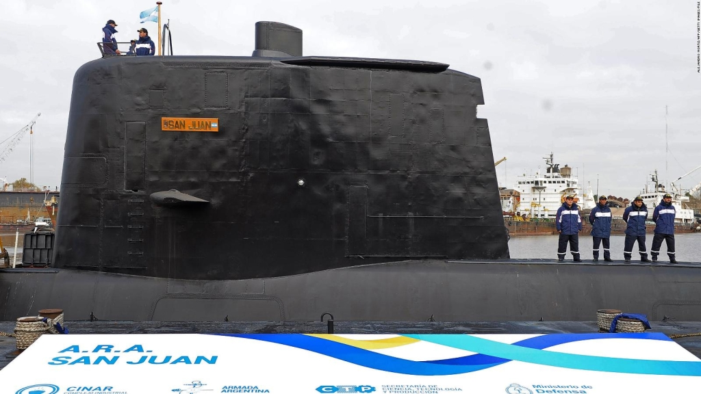 #MinutoCNN: Argentina no puede rescatar los restos del ARA San Juan