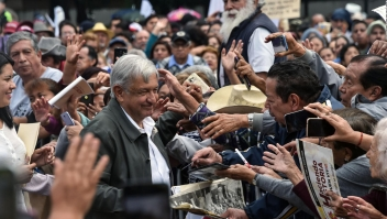 La trayectoria de Andrés López Obrador a la presidencia de México