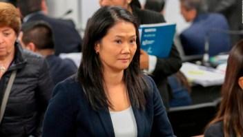 Keiko Fujimori regresa a la cárcel antes del juicio por corrupción