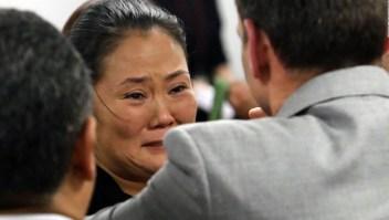 ¿Cuál es el antecedente que podría salvar a Keiko Fujimori de la prisión preventiva?