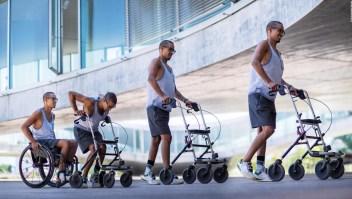 Tecnología que ayuda a paraplégicos a caminar