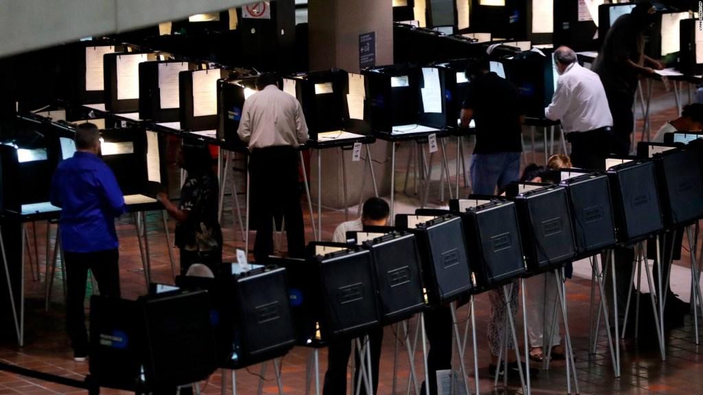 Elecciones intermedias: el ambiente en Florida