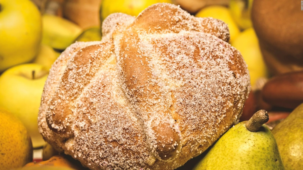 Aprende a preparar un pan de muerto