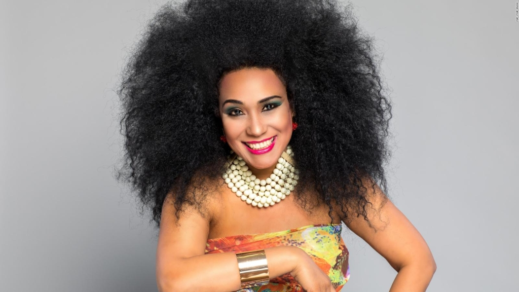 Aymeé Nuviola es nominada al Latin Grammy