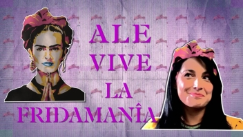 Frida Kahlo, selfis y Coyoacán