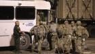 5.200 tropas se han desplegado en las fronteras de Estados Unidos