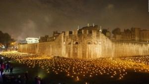 Londres recuerda los 100 años del fin de la Primera Guerra Mundial