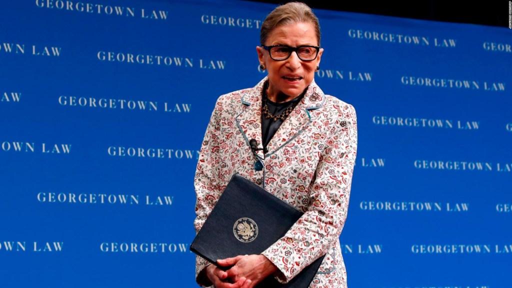 Hospitalizan a jueza de la Corte Suprema de Justicia tras una caída